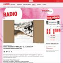 Radio review of my book'Project Cleansweep' with rbb Kultur Berlin, Sept 2020.